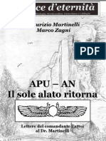 eBook Martinelli-Zagni APU-An Il Sole Alato Ritorna