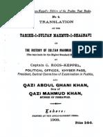 1908 History of Sultan Mahmud of Ghazni by Roos-Keppel s.pdf