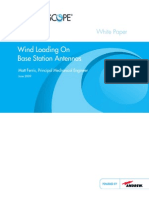 Wind Loading-Base Station Antennas White Paper TP- 103194