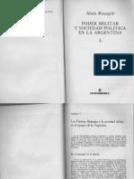 4. ROUQUIE - Poder militar y sociedad política en la Argentina.pdf