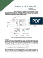 Clock Mechanism in SDH