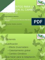 FUNDAMENTOS PARA LA ADAPTACION AL CAMBIO CLIMATICO.pptx