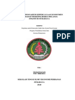 PENGARUH KEPERCAYAAN TERHADAP BERBELANJA SECARA ONLINE.pdf