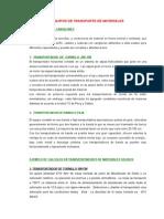 1. Diseño de Elevador de cangilones, Faja y Tornillo.doc