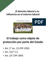 01. El Derecho Laboral y Su Influencia en el Entorno Laboral - Actividades de Clase - copia (2).pptx