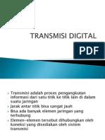Dasar Transmisi Digital