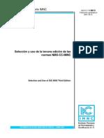 ISO-TC 176 N613 Selección y uso de las NMX-IMNC.pdf