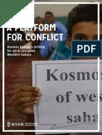 A Platform for Conflict
