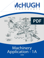 Machinery Application 1A 1999