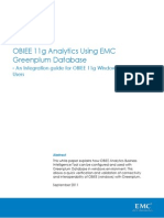 h8295 Obiee 11g Analytics Emc Greenplum Database Wp