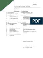 Surat Persetujuan Tugas Belajar