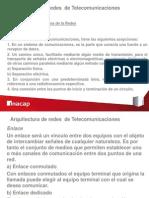 Unidad 2 ppt Arquitectura de redes  de Telecomunicaciones.pptx
