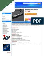 Laserpointer 1000mw by Starklasers