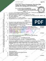 Quality Surveying Estimation May June 10