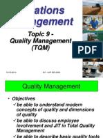 Topic 9-TQM (1)