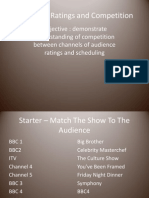 lesson 3 television ratings and competition