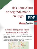 Mercedes Benz A180 de segunda mano en Lugo.pdf