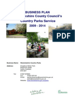 Country Parks Business Plan