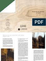 Aula Cultura La Llotgeta.Expo Paisajes de dentro afuera. Octubre/Diciembre 2014