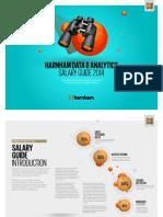 Harnham Salary Guide 2014
