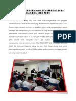 Laporan Program Motivasi Upsr 2014