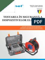 Testarea in Siguranta a Dispozitivelor Electrice - PAT