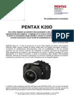 Pentax k20d Pr