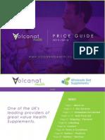 Price Guide Web