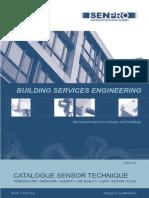 Senpro Gebäudetechnik 2009 Eng Katalog