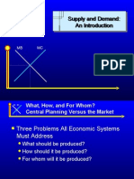 2 Demand & Supply I