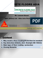 CFA Coatings and Protection