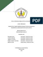Edi Siswanto Universitas Tanjungpura PKMK