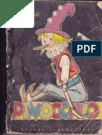 Carlo Collodi - Pinocchio (Ilustratii de Eugen Taru) - 1