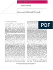 Aesthetics as an Intellectual Network