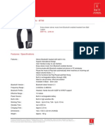 Bluetooth Headset With Mic BT36