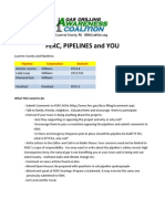 FERC, Pipelines and YOU-What You can Do
