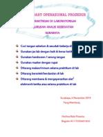 Standart Operasional Prosedur & Petunjuk Lab