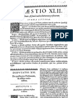 CT [1642 ed.] t1b - 06 - Q 42, De Aequalitate et similitudine divinarum personarum