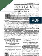 CT [1642 ed.] t1b - 11 - Q 55-56, De Medio cognitionis Angelicae, De Cognitione respectu immaterialium