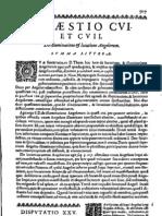 CT [1642 ed.] t1b - 15 - Q 66-67, De illuminatione et locutione Angelorum