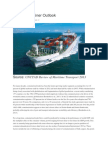 Global Container Outlook