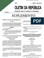 Novo Regime de Contratação de Empreitadas- Decreto 15-2010