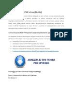 Soluzione semplice per rimuovere PUP-FNK da Windows