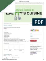 Betty's Cuisine_ Πατάτες Προβενσάλ