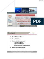 First International Seminar on the Design & Construction of Second Penang Bridge