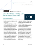 Drug Regulatory Scrutiny_DilipShah CPhI Report
