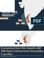 Iron Ore Insight India