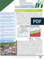 L'essentiel - examen environnemental du Mexique 2013