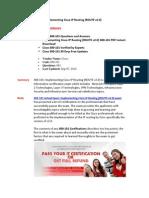 300-101 Certification Test