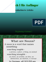 Articles Learn German Aprender Aleman